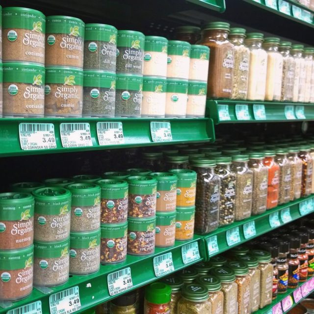 Have you seen our new simplyorganicfoods Spices!? Now in ahellip