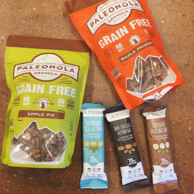 Some new snacks from customer requests! paleonola primalkitchenfoods BOTH AREhellip