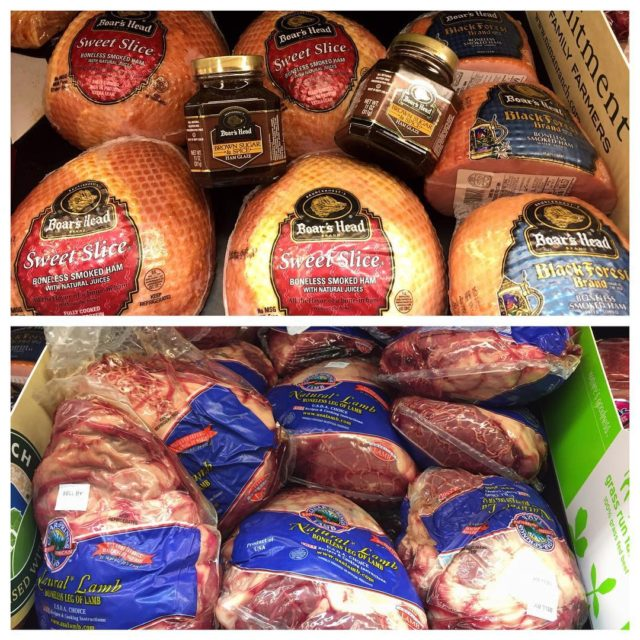 We have your Easter meal covered! We have boarsheadofficial Hamhellip
