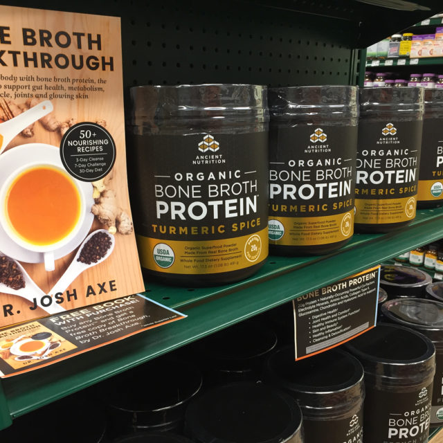 Just in! We now have the ORGANIC bone broth fromhellip