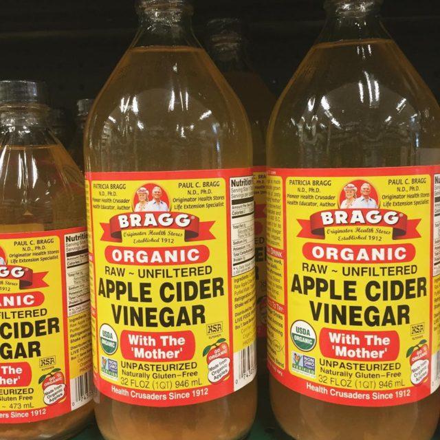 Fiiiinallly! BACK IN the large bottle of apple cider vinegar!hellip