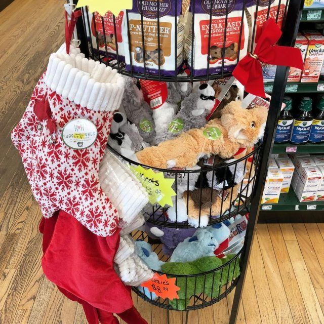 We also have stocking stuffers for your PETS! We arehellip