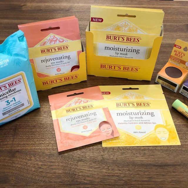 NEW from burtsbees Fun new things for your lips lipstuffhellip