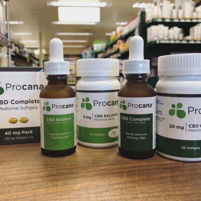 New  CBD company procana cbd medicinalhemp newproduct healthyadditionsmv marthasvineyard